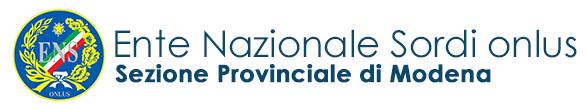 Sezione Provinciale Modena